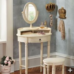 I Love Vanities   Only Instead Of Buying The Mirror To Set On Top I Would