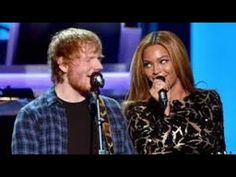 Ed Sheeran duet with Beyoncé - PERFECT (Live)