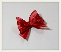 Double Loop Bow-torial