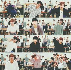 Wanna One are the most handsome in the word!