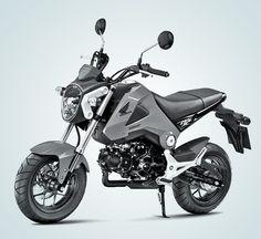 Honda Grom Motorcycle
