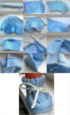 Easy to make beautiful baby booties adorable yellow knit booties knitting knittingpatterns babybooties baby – Artofit Discover thousands of images about DIY Adorable Knitted Baby Booties da fare subito. Handmade baby booties for baby gifts are easier th Baby Knitting Patterns, Knitting For Kids, Easy Knitting, Crochet Patterns, Crochet Baby Shoes, Crochet Baby Booties, Crochet Slippers, Knitted Baby, Baby Knits