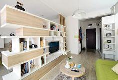 Дизайн на студио апартамент