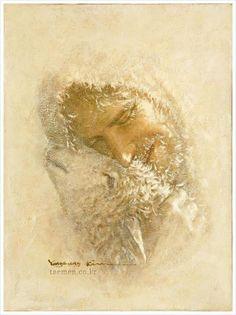 Jesus of Love........by Yongsung Kim www.taemen.co.kr