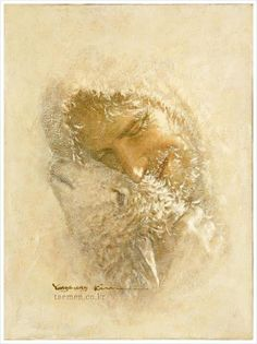 Jesus of Love........by Yongsung Kim www.taemen.co.kr