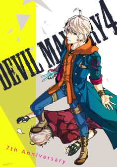 Dante (Devil May Cry), Nero (Devil May Cry