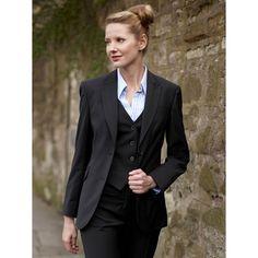 Women's Tailored Fit Jacket - Mix & Match suit, Regular