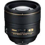 Nikon AF-S NIKKOR 85mm f/1.4G Classic Portrait Lens  #mybhgear
