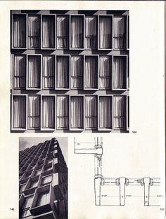 Precast-Concrete Cladding (A. Concrete Architecture, Architecture Graphics, Architecture Drawings, Architecture Details, Interior Architecture, Chinese Architecture, Interior Design, Concrete Cladding, Precast Concrete