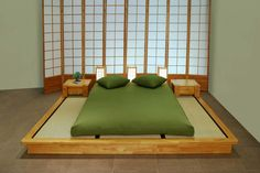 Image Detail for - Simple Furniture Beds Typical Japanese - Interior Result