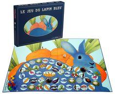 Le jeu du lapin bleu de Claire & Pierre Claire & Pierre Editions