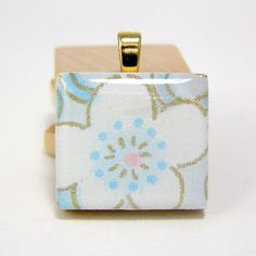 Annie Howes Photo Jewelry Making: How to make a gorgeous scrabble tile pendant with Annie Howes