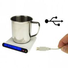 Für einen warmen Tee oder Kaffee im Büro oder einfach nur beim Arbeiten :) Definitiv ein Must-Have!