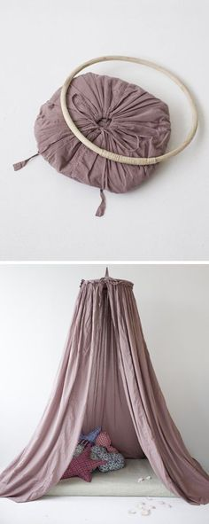 DIY: Hideout canopy