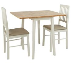 Lerhamn Table And 2 Chairs Light Antique Stain Vittaryd