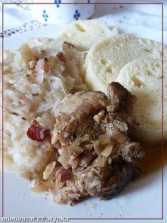 Vepřové plecko z PH, slezské zelí, knedlík Crockpot, Oatmeal, Breakfast, Ph, Food, The Oatmeal, Morning Coffee, Slow Cooker, Rolled Oats