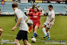 Eoin Macken in action at Soccer 6, 2012