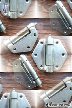 Electrogalvanized steel hinge with ball bearing and grease fitting. Size 100 x 115 mm. Also available primer painted and without finishing.   Our door and gate hinge hardware is designed and made in Finland, and can be delivered worldwide.  Find out more about this and other ball bearing models and place an order on our website! Gate Hinges, Industrial Hardware, Paint Primer, Grease, Finland, Stainless Steel, Bear, Doors, Models