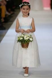 Resultado de imagem para vestidos dama de honra infantil