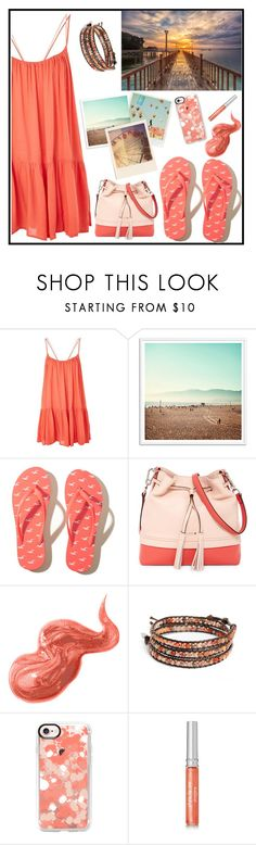 """Boardwalk Bound"" by tlb0318 ❤ liked on Polyvore featuring Polaroid, Topshop, Manolo Blahnik, Hollister Co., Lodis, Bobbi Brown Cosmetics, South Moon Under, Casetify and Sisley"