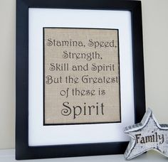 Team Coaching, Printing On Burlap, Sports Gifts, Running Quotes, Coach Gifts ,