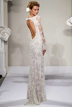 Pnina Tornai wedding gown! 2013 collection