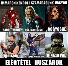 Bosszúállók betyárosan! xDD Avengers Memes, Marvel Memes, Marvel Funny, Marvel Dc, Bad Memes, Funny Drawings, Know Your Meme, Geek Culture, Funny Photos