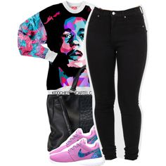 Untitled #1552, created by ayline-somindless4rayray on Polyvore