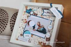 Newborn Baby Rahmen - personalisiertes Geschenk zur Geburt Foto Holz