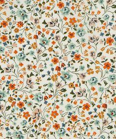 Liberty Art Fabrics Kimberly Sarah D Tana Lawn Cotton