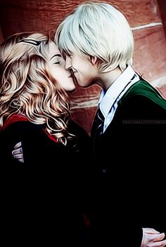 People ship Dramione because they need to believe that someone with Draco's upbringing can change. And that Hermione can be that forgiving.