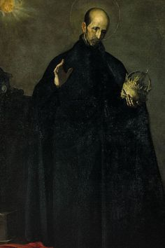 St Francis Borgia