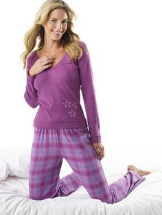 women's pajamas | Macy's Holiday Sleepwear: Chic, Colorful & Comfy ...
