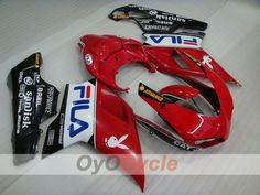Injection Fairing kit for 09-11 Ducati 1198 | OYO87902337 | RP: US $669.99, SP: US $569.99