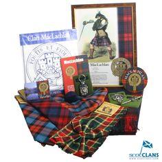 MacLachlan Clan Shop