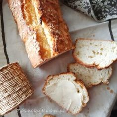 3 PROSTE KREMY DO TORTÓW – Zasmakuj Kuchni Kefir, Camembert Cheese, Banana Bread, French Toast, Breakfast, Food, Morning Coffee, Essen, Meals