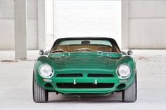 The story of the Bizzarrini 5300 GT reads like a political thriller set in ancient Rome – there was intrigue, deception, political posturing and even a death before a small number of the cars were produced. Shortly after the last car rolled out of the workshop the Bizzarrini went bust and was relegated to working as a consultant – as he had done for both Ferrari and Lamborghini in the years before the 5300 GT came to be. http://silodrome.com/bizzarrini-5300-gt/