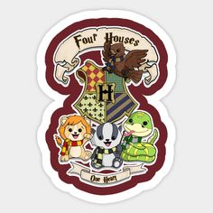 Four Houses, One Heart Harry Potter Words, Harry Potter Jk Rowling, Cute Harry Potter, Harry Potter Drawings, Harry Potter Room, Harry Potter Tumblr, Harry Potter Theme, Natal Do Harry Potter, Imprimibles Harry Potter