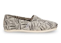 undefined TOMS for Movember Grey Barber Shop Women's Classics