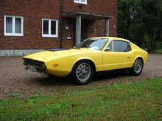 Saab Sonett III yellow sports car - Pin X Cars Saab Automobile, Motorcycle Manufacturers, Yellow Car, Pony Car, Car Images, Cute Cars, Amazing Cars, Car Car, Exotic Cars
