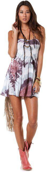 #Indah Wren Smocked Bodice dress.  http://www.swell.com/INDAH-WREN-SMOCKED-BODICE-DRESS?cs=CO