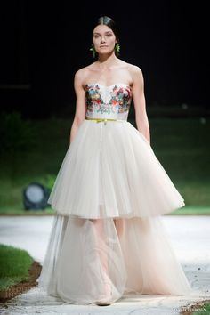 David Fielden 2015 Wedding Dresses | Wedding Inspirasi  #wedding #weddings #weddingdress #weddinggown #bridal #color