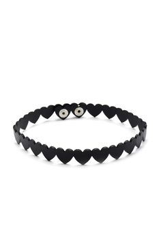 Faux Leather Heart Choker | Forever 21 - 1000177782