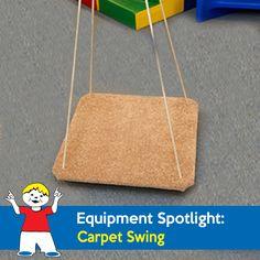 Sensory Equipment, Play Equipment, Sensory Play, Asd, Swings, Benefit, Carpet, Texture, Rock