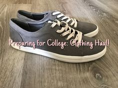 Preparing for College: Clothing Haul! – Life With Karla College Clothing, Clothing Haul, College Costs, College Tips, University Of Houston, Front Row, Louis Vuitton, Sneakers, Life