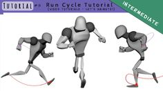 video tutorial for a Run Cycle  Other videos here: https://www.youtube.com/channel/UCR4oFFjKQKHj_fCOkBLH61w?app=desktop And my personal Blog ;) https://iwanttobeananimator.wordpress.com/  Software: Maya Rig: Steel https://longwintermembers.com/product/steel-crash-series/ Twitter: https://twitter.com/Be_an_Animator