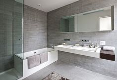 Great modern bathroom