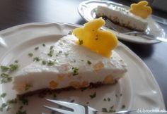 Fotorecept: Mango nepečený cheesecake