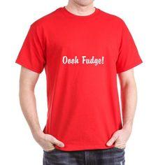 Oooh Fudge Christmas Story T-Shirt