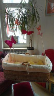 Hängewiege / Federwiege / Babybett - beruhigt Babys in Hessen - Bensheim | Babywiege gebraucht kaufen | eBay Kleinanzeigen